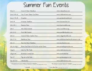 Summer Events PC